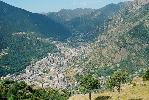 tourisme andorre